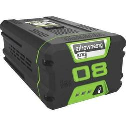 Greenworks 2901302 80V 2.0 Ah Lithium-Ion Battery
