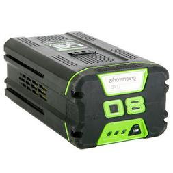 Greenworks 2902402 80V 4.0 Ah Lithium-Ion Battery
