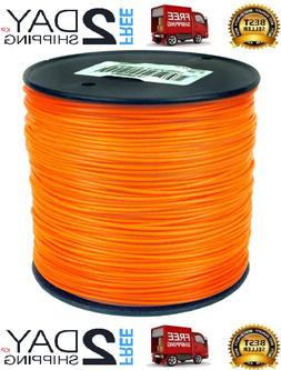".095"" STRING TRIMMER LINE 855ft replacement spool weed eater"