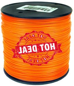 .095 STRING TRIMMER LINE 855ft replacement spool weed eater