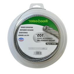 """Weed Eater .105"""" Commercial Grade Twisted Trimmer Line"""