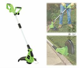 13 extendable electric string trimmer grass cutter