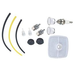 SaferCCTV 13211546730 Grommet with Fuel Lines Filter Repower