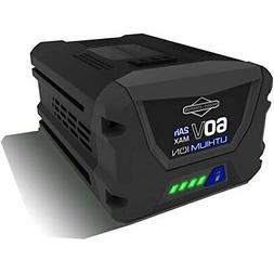 Snapper 60V 2 Ah Battery