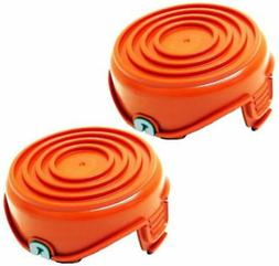 2 Black and Decker Spool Cap Covers 90514754 Weed Eater Trim