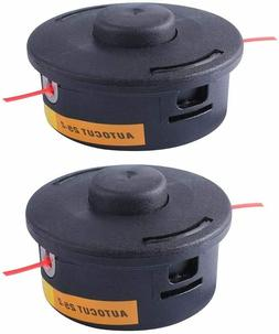 2 PACK Weed Eater Trimmer Head For Stihl 25-2 FS90 FS100 FS1