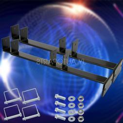 2-Place weed-eater Edgers gas Trimmer Rack holders for Open