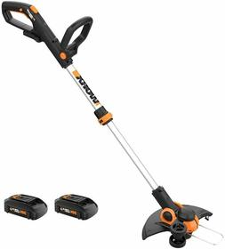 CORDLESS STRING TRIMMER Without Battery Tool Only Worx Elect