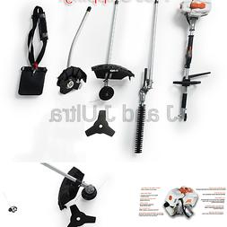 26CC 2 Cycle 4 in 1 Multi Tool with Grass Trimmer Attachment