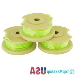 3 Pack String Trimmer Spool Line Replace