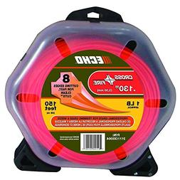 "Echo 311130064 .130"" Cross Fire Trimmer Line - 150 Feet"