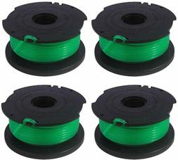 4 Pk Weed Eater String Trimmer Spools Compatible With Black