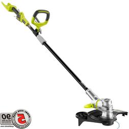 40v cordless string trimmer edger weed eater
