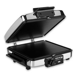 Black and Decker Compact NONSTICK 3-In-1 Indoor Grill/Griddl