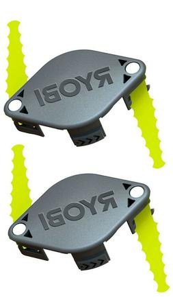 RYOBI Bladed Trimmer Head  Thick Weed Blade Grass Cutter Hyb