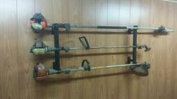 Brand New Enclosed Trailer Trimmer Rack Weed Eater Holders..