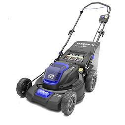 Kobalt 80-volt Brushless Lithium Ion 21-in Cordless Electric