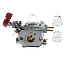 HIPA C1U-P27 Carburetor with 2 Primer Bulb for Craftman 3167