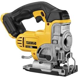 DEWALT DCS331B 20-Volt MAX Li-Ion Jig Saw  , Yellow