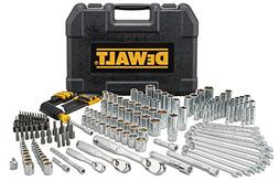 DEWALT DWMT81534 205Pc Mechanics Tool Set