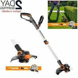 Electric Cordless String Trimmer Weed Eater Lawn Wacker Outd