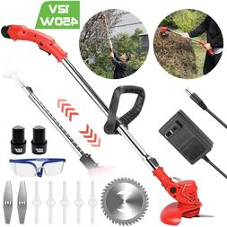 electric grass trimmer weed eater edger lawn