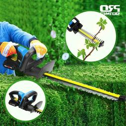 Electric Hedge Trimmer Pruning Shears Cordless Rechargeable