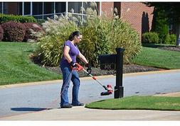 Electric Weed Wacker CRAFTSMAN String Trimmer 13 In Lawn sum