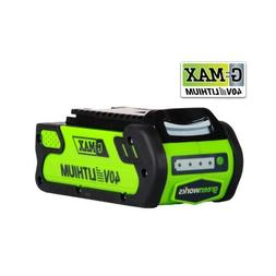 Greenworks 29462-RC G-MAX 40V 2 Ah Lithium-Ion Battery