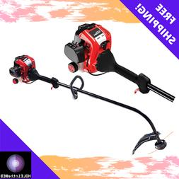 "Heavy Duty 16"" Gas Weed Eater Lawn and Garden String Trimmer"