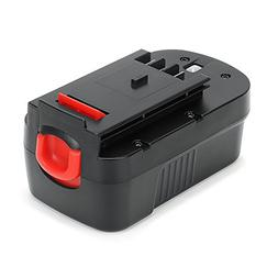 POWERAXIS HPB18 18-Volt Replacement Battery for Black & Deck