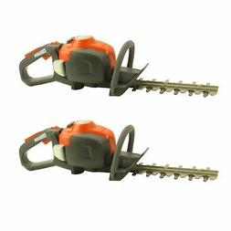 Husqvarna Kids Toy Battery Operated Hedge Trimmer with Actio