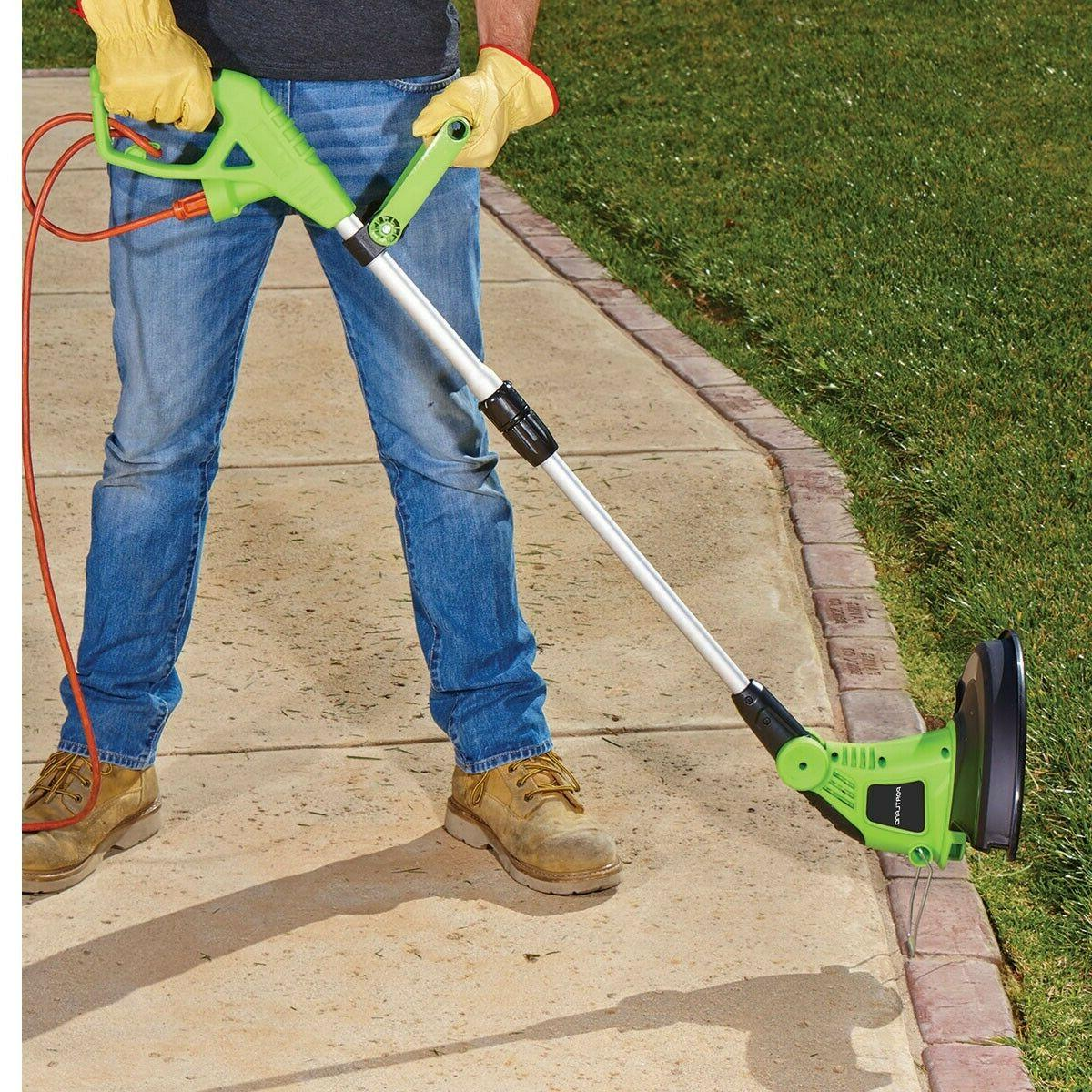 "13"" Trimmer Weed Eater Wacker Lawn"