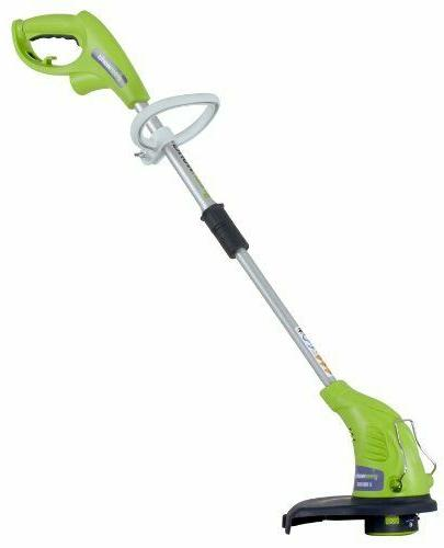 13 inch 4 amp corded string trimmer