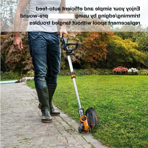 13 Replacement Line Trimmer Weed Eater For Worx
