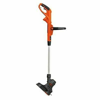 13in Black+Decker Electric String Trimmer Eater Wacker Lawn