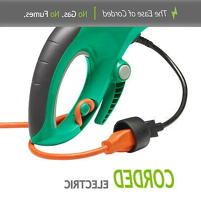 Weed Electric String Trimmer 14 in 4.2-Amp Corded Adjustable