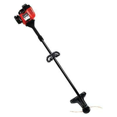 Gas Curved Shaft Trimmer 2-cycle Dual Bump Lawn Garden