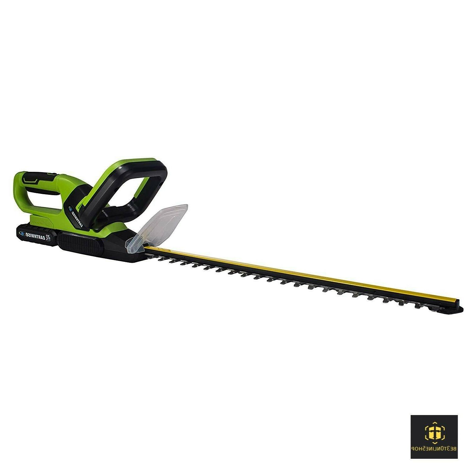 20 dual action battery hedge trimmer 2