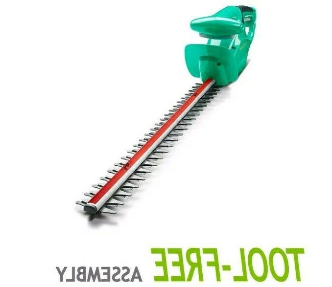 Weed 20 Electric Corded Hedge