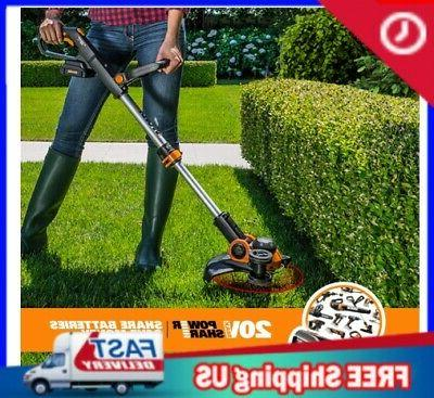 20V Edger Grass Yard