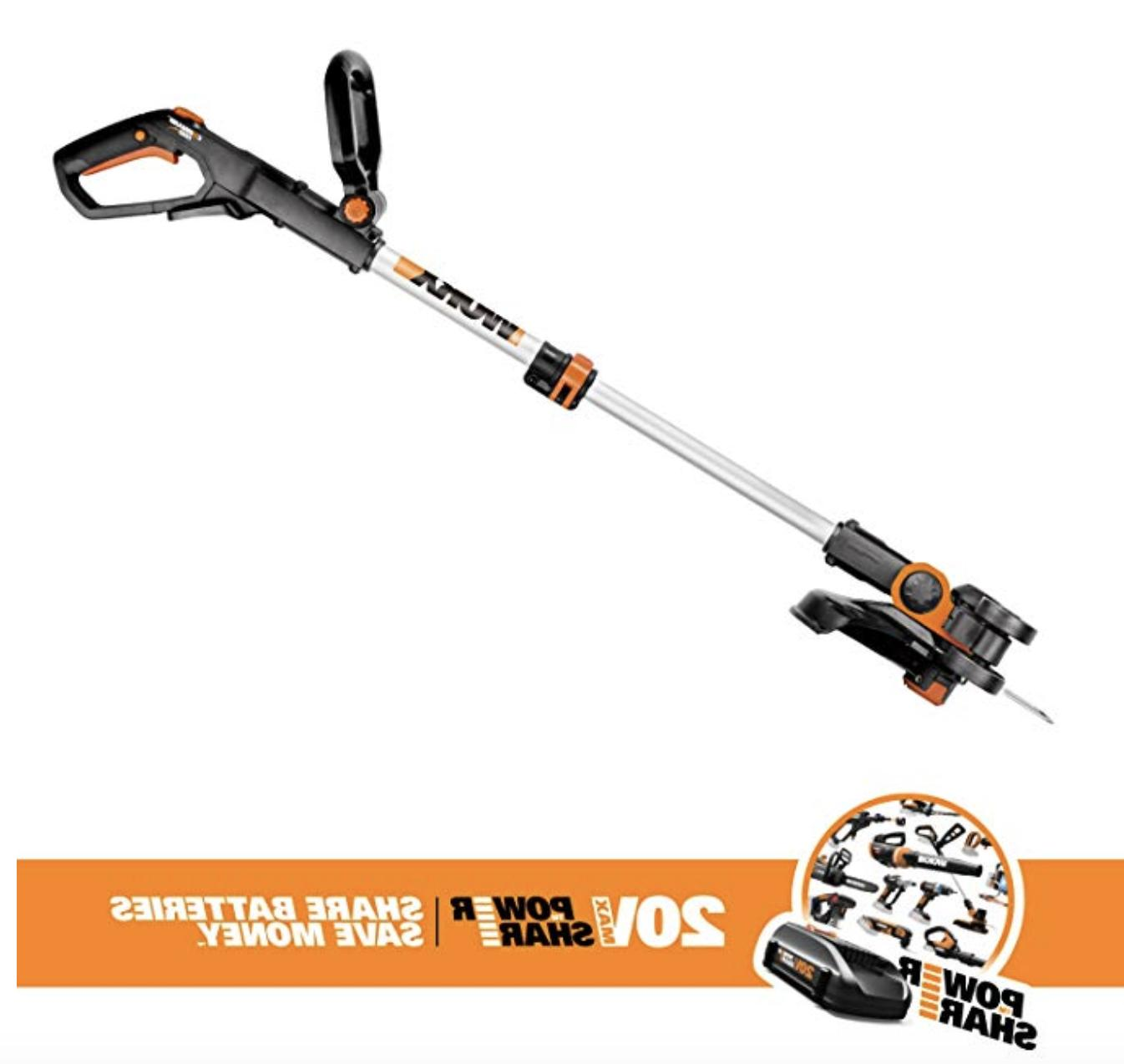 20V Weed Eater Cordless Grass Yard Tool Battery Powered