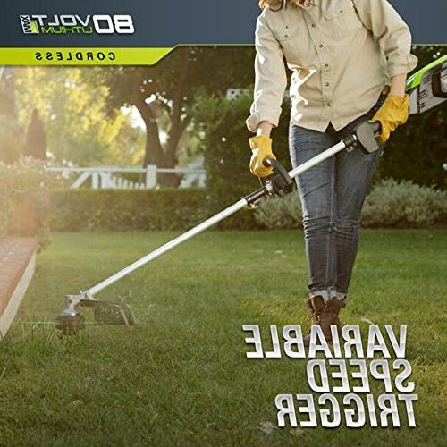 Greenworks Cordless in. String Trimmer