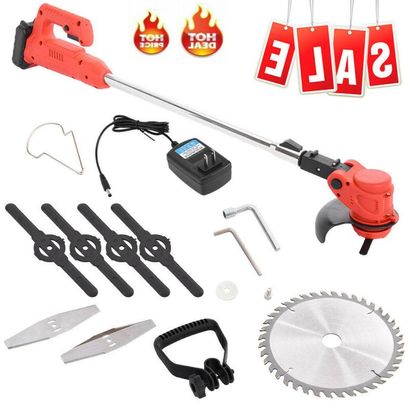 24v cordless grass trimmer electric trimmer lawn