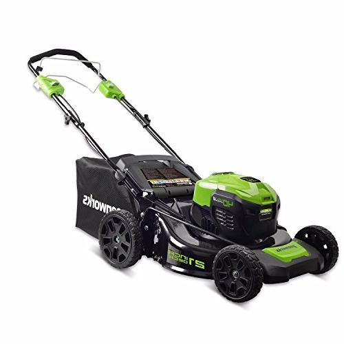 2506602 brushless dual self propelled