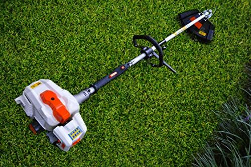 26CC Cycle in Grass Trimmer Harness
