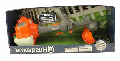 Husqvarna String Trimmer and 223L Battery-Operated Toy Weed