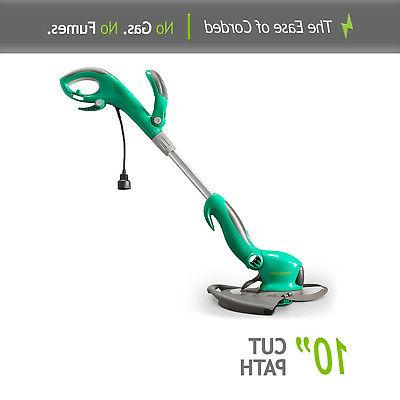 Weed Eater Trimmer in Corded Cutter