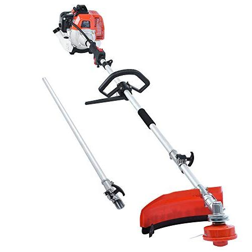 Maxtra Powerful 42.7cc in Multi Trimmer,Brush Cutter,String with 8.2 Pruning