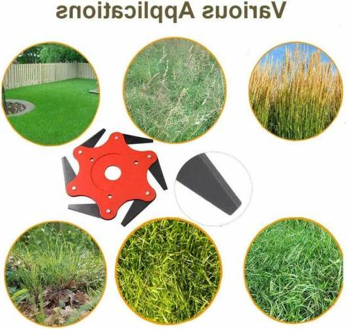 65Mn Lawn Mower Head Grass Weed Eater Brush
